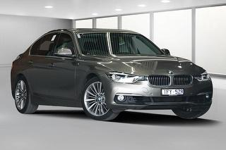 2015 BMW 3 Series F30 LCI 320i Luxury Line 4D Sedan Photo