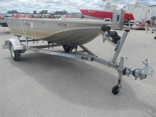 2008 Telwater TEL3137 Trailer (Boat) ATM 700kg Photo