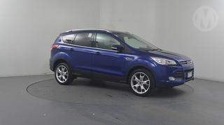 2013 Ford Kuga TF Titanium 5D S/Wagon Photo