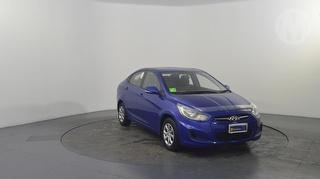 2014 Hyundai Accent Active 4D Sedan Photo