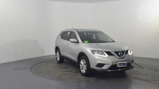 2014 Nissan X-Trail T32 ST 5D S/Wagon Photo