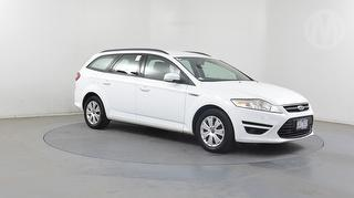 2012 Ford Mondeo MC LX 5D Station Wagon Photo