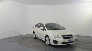 2014 Subaru Impreza 2.0i 5D Hatch Photo