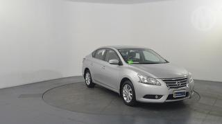 2014 Nissan Pulsar B17 ST 4D Sedan Photo