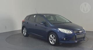 2011 Ford Focus LW Trend 5D Hatch Photo