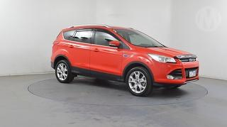2015 Ford Kuga TF MKII TREND AWD 5D S/Wagon Photo