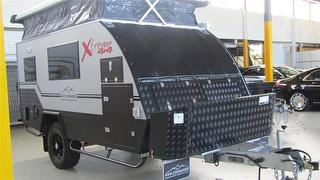 2018 Aort Xtreme 4X4 Caravan New PopTop,Solar Panel/Battery,Outside Kitchen,Tv/Cd Player,awning Photo