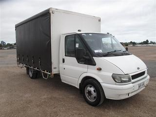 2001 Ford Transit VH Cab Chassis Photo