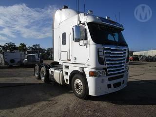 2012 Freightliner Argosy 101 Midroof Prime Mover Viesa Cab Cooler Alcoa Wheels GCM 90,000kg Photo