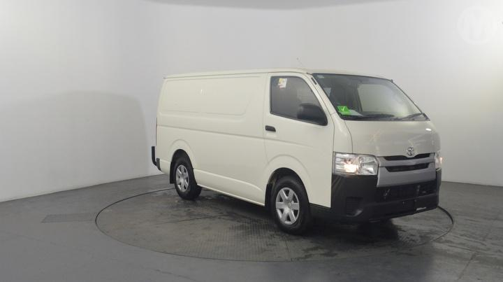 bde695381f Used 2014 Toyota Hiace 200 LWB 4D Van - Used Car for Sale ...
