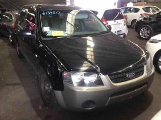 2006 Ford Territory SY TX S/Wagon Photo
