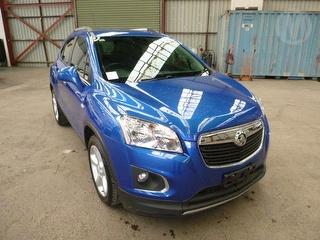 2015 Holden Trax TJ LTZ 5D S/Wagon Photo