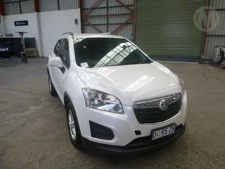 2014 Holden Trax TJ LS 5D S/Wagon Photo