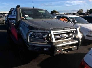 2016 Ford Ranger PX MKII XLT 3.2D 4WD Dual Cab Utility Photo