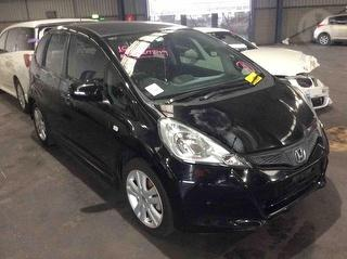 2010 Honda Jazz GE VTi-S Hatch Photo