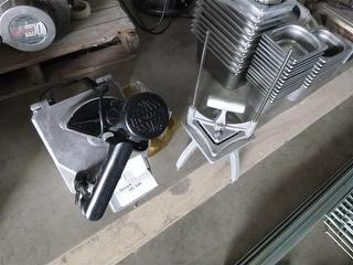 2X Meat Slicers Hallde & Nemco Small Appliances Photo