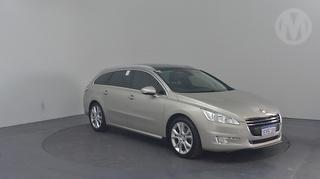 2012 Peugeot 508 Allure HDi 5D Touring Photo