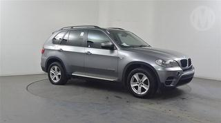 2012 BMW X5 E70 xDrive30d 5D SUV Photo