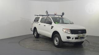 2012 Ford Ranger PX XL 4D Cab Chassis Photo