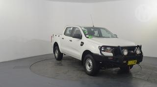 2016 Ford Ranger PX MKII XL 3.2D 4WD 4D Dual Cab Utility Photo