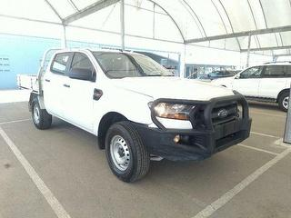 2015 Ford Ranger PX MKII XL 3.2D 4WD 4D Dual Cab Chassis (QFleet) Photo