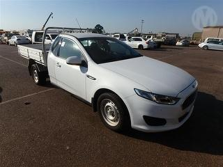 2015 Ford Falcon FG X Ute 2D Cab Chassis Photo