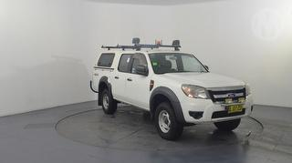 2011 Ford Ranger PK XL 4D Dual Cab Utility Photo