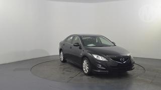 2012 Mazda 6 Gen II Touring 4D Sedan Photo