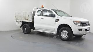 2012 Ford Ranger PX XL Hi-Rider 4D X-cab Chassis Photo
