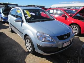 2009 Kia Rio EX Hatch 5D Hatchback Photo