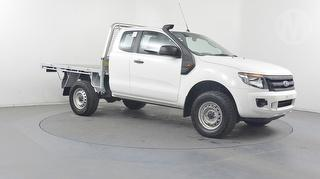 2015 Ford Ranger PX XL 4D X-cab Chassis Photo