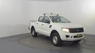 2011 Ford Ranger PX XL 4D Dual Cab Utility Photo