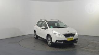 2014 Peugeot 2008 2WD SUV Active 5D Touring Photo