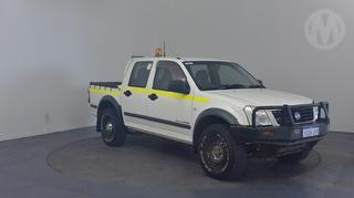 2006 Holden Rodeo RA LX UTE 1 Key 2 Book** Can BE Sold Registered To WA Buyers Only Photo