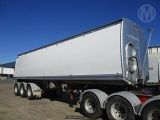 2008 Byford LSG T.o.a. Tipping Trailer Combo With Lot 215 ATM 38,000kg Photo