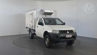 2007 Mitsubishi Triton ML GL Cab Chassis Photo