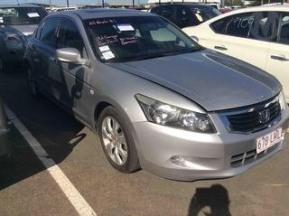 2008 Honda Accord VTi Luxury Sedan Photo