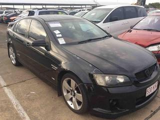 2008 Holden Commodore VE SSV Sedan Photo