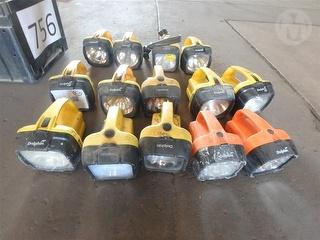 14 X Used Dolphin Torches Miscellaneous Photo