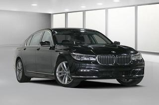 2016 BMW 7 Series G11 730d 4D Sedan Photo