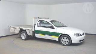 2005 Ford Falcon BA MKII Ute XL 2D Cab Chassis Photo