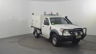 2010 Ford Ranger PK XL 2D Cab Chassis Photo