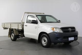 2008 Toyota Hilux 150 Workmate 2D Cab Chassis Photo