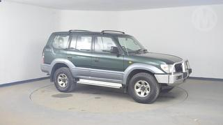 1996 Toyota Landcruiser Prado GXL 4WD Photo