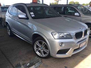 2012 BMW X3 F25 xDrive20i SUV Photo