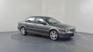 2007 Jaguar X Type LE 4D Sedan Photo
