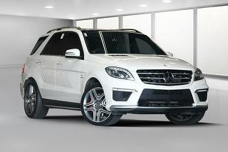 2015 Mercedes-Benz ML 63 AMG 5D S/Wagon Photo