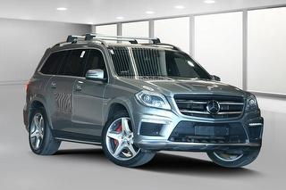 2013 Mercedes-Benz GL 63 AMG 5D S/Wagon Photo