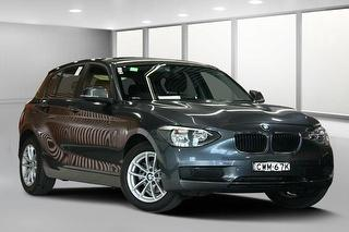 2014 BMW 1 Series F20 116i 5D Hatch Photo