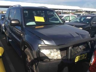 2006 Mitsubishi Pajero NS GLX S/Wagon Photo